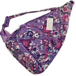 Vera Bradley Essential Sling Backpack Quilted